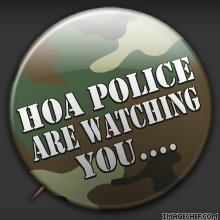 HOA-Police
