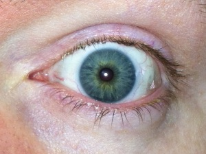 Blue? Hazel? Blue-Green?