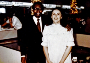 Obama's Parents: one white, one black