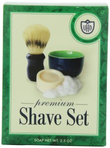 My shaving kit.