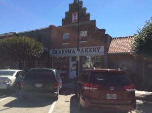 Jaarsma Bakery.  An Iowa institution.